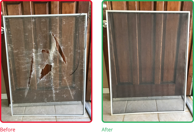 Screens Repair Windows Avenue Inc
